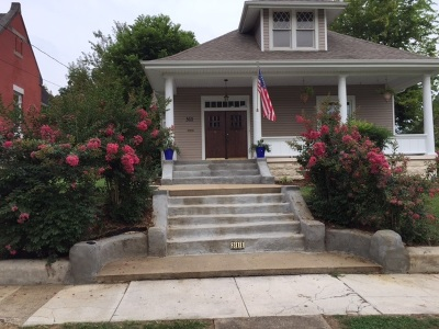 Princeton Single Family Home For Sale: 311 N Jefferson St