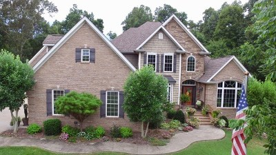 McCracken County Single Family Home For Sale: 185 Cedar Ridge Place