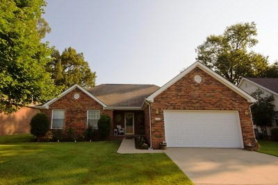 Paducah Single Family Home For Sale: 827 Aspen Way