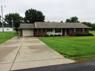 Paducah Single Family Home Contract Recd - See Rmrks: 161 Westhaven Dr.