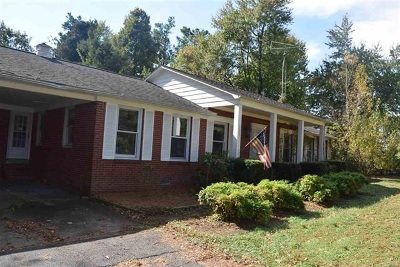 Mayfield Single Family Home For Sale: 177 Miller Farm Road