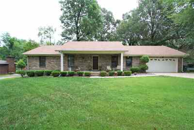 Paducah Single Family Home For Sale: 4830 Jeffrey