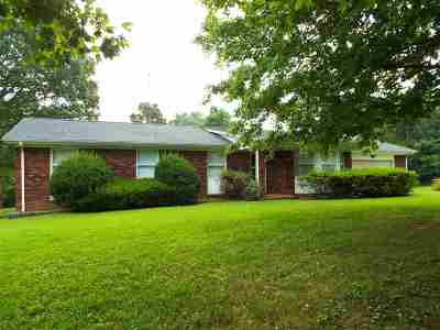 Benton Single Family Home Contract Recd - See Rmrks: 400 Cole Ln