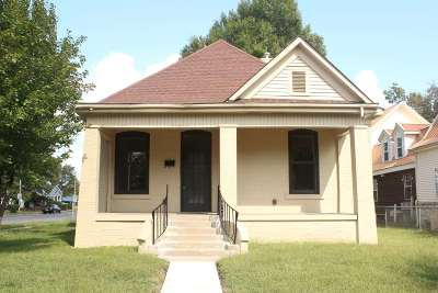 Paducah Single Family Home For Sale: 530 Harahan
