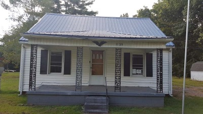 Paducah Single Family Home Contract Recd - See Rmrks: 1135 Smith Ave