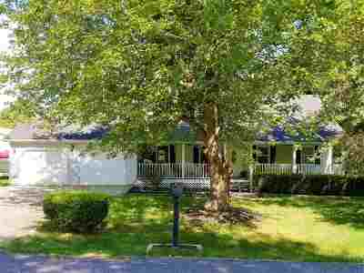 Paducah Single Family Home For Sale: 5820 Oakwood Lane