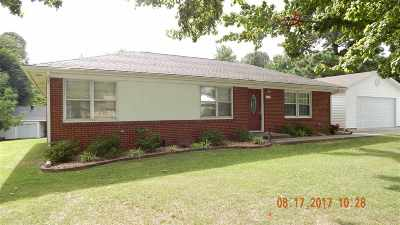 Calvert City Single Family Home For Sale: 739 Conifer