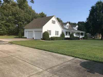 Benton Single Family Home For Sale: 315 Woodgrove Rd