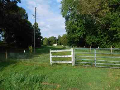 Calloway County Residential Lots & Land For Sale: Cavett Rd