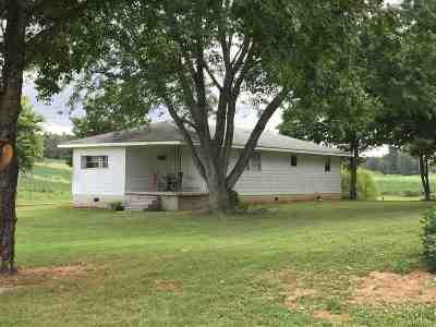 Caldwell County Farm For Sale: 7495 Sandlick Road