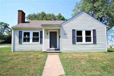 Paducah Single Family Home Contract Recd - See Rmrks: 1927 Washington