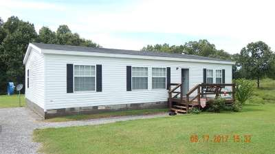 Calvert City Manufactured Home For Sale: 3681 Lone Valley Rd