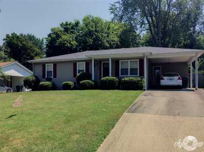 Paducah Single Family Home For Sale: 3648 Alameda