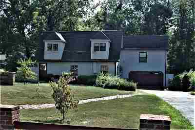 Paducah KY Single Family Home For Sale: $189,900