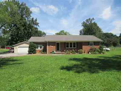 Murray Single Family Home For Sale: 4060 State Route 121 South