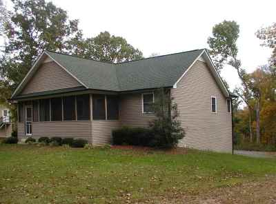 Hardin Single Family Home For Sale: 781 Cherokee Ln