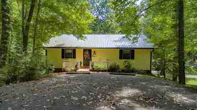 Eddyville Single Family Home For Sale: 1502 Palisades Dr