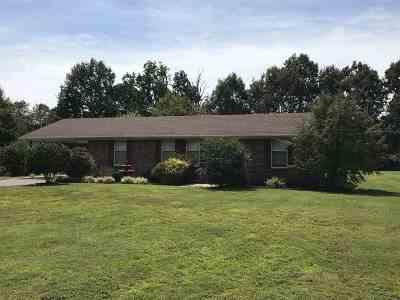 Benton KY Single Family Home For Sale: $129,900