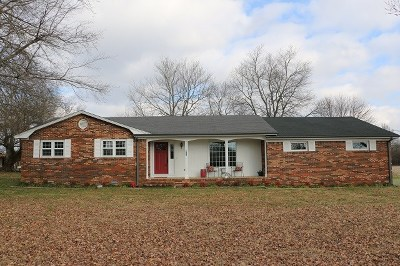 Murray KY Single Family Home For Sale: $147,900