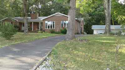 Benton Single Family Home For Sale: 127 Hurley Court