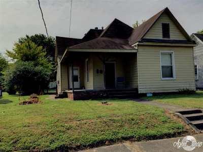 McCracken County Multi Family Home For Sale: 1722 Madison Street