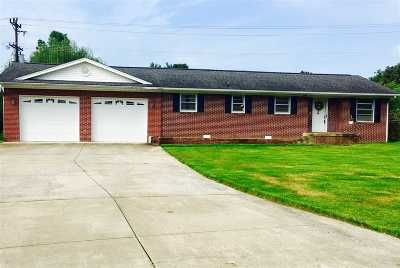Benton Single Family Home For Sale: 102 Merrywood Dr.