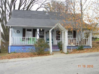 Cadiz Single Family Home Contract Recd - See Rmrks: 28 Marion Street