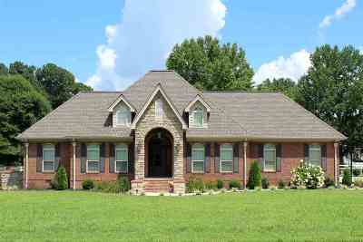 Murray Single Family Home For Sale: 86 Belle Meade Drive
