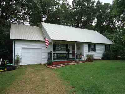 Hardin KY Single Family Home For Sale: $129,900