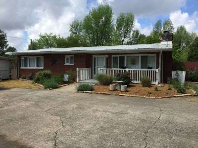 Wickliffe KY Single Family Home For Sale: $129,900