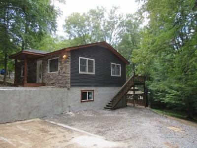 Single Family Home For Sale: 620 Horseshoe Drive