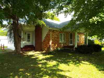 Benton Single Family Home For Sale: 406 Us Hwy 68 W