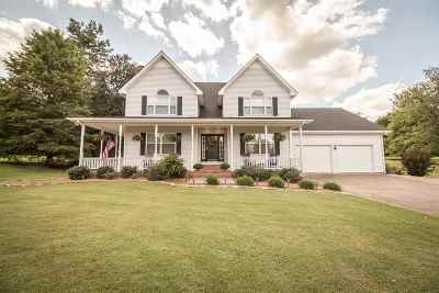 Paducah Single Family Home Contract Recd - See Rmrks: 135 Rosemont Drive
