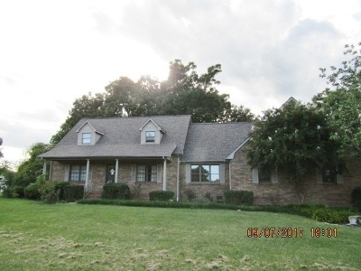 Paducah Single Family Home For Sale: 309 Meadowaire Drive