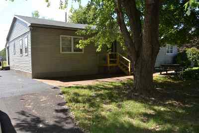 Calvert City Single Family Home For Sale: 623 Little Cypress Rd