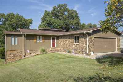 Cadiz Single Family Home Contract Recd - See Rmrks: 1221 Cunningham Ln