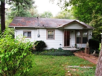 Kevil Single Family Home For Sale: 4211 Queensway Dr