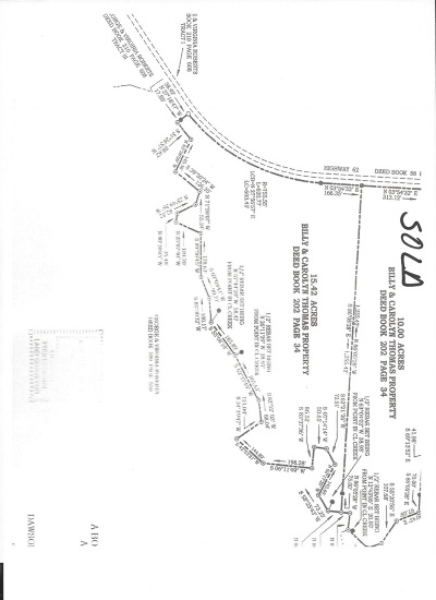 Caldwell County Residential Lots & Land For Sale: Dawson Road