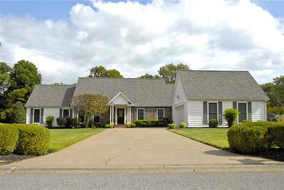 Paducah KY Single Family Home For Sale: $359,900