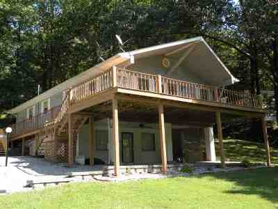 Eddyville Single Family Home For Sale: 1203 Palisades Dr