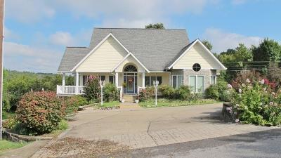 Eddyville Single Family Home For Sale: 238 Lake Scene Drive