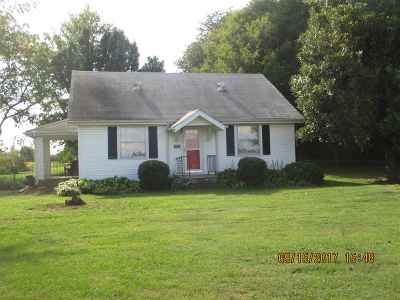 Mayfield Single Family Home For Sale: 163 S Sutton Lane
