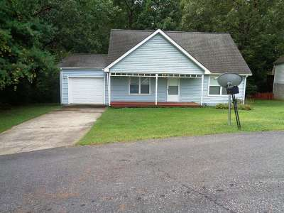 McCracken County Single Family Home For Sale: 530 Sharry Lynn Dr