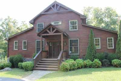 Eddyville Single Family Home For Sale: 127 Wellsley Way