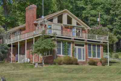 Trigg County Single Family Home For Sale: 363 Partridge Pt