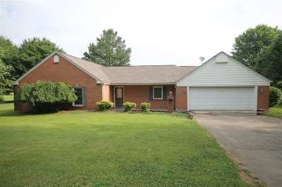 Mayfield Single Family Home For Sale: 82 Highland Club Estates