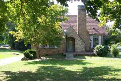 Mayfield Single Family Home Contract Recd - See Rmrks: 1403 S 10th