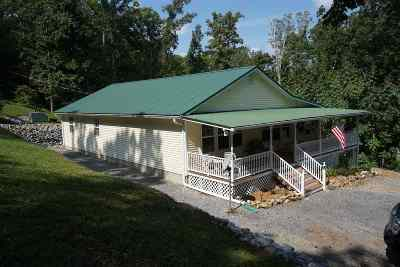 Calloway County Single Family Home For Sale: 91 Oak Ridge Road