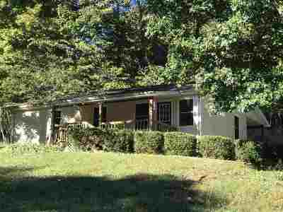 Eddyville Single Family Home For Sale: 1921 St Rt 1055