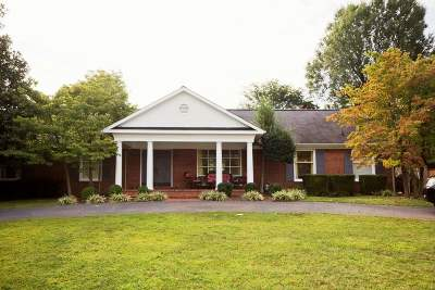 Paducah Single Family Home For Sale: 4218 Rustic Ave